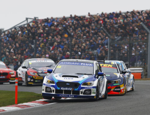 Ashley Sutton scores pole and podium at Brands Hatch opener